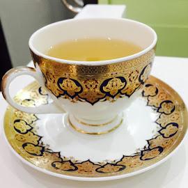 Fancy cup of tea  by Reynaldo Ugalde - Food & Drink Alcohol & Drinks ( #tea #healthy #koreantea )