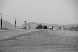 Photo: Day 144 - The Exciting Road Ahead From the Town of Ash-Kaneh
