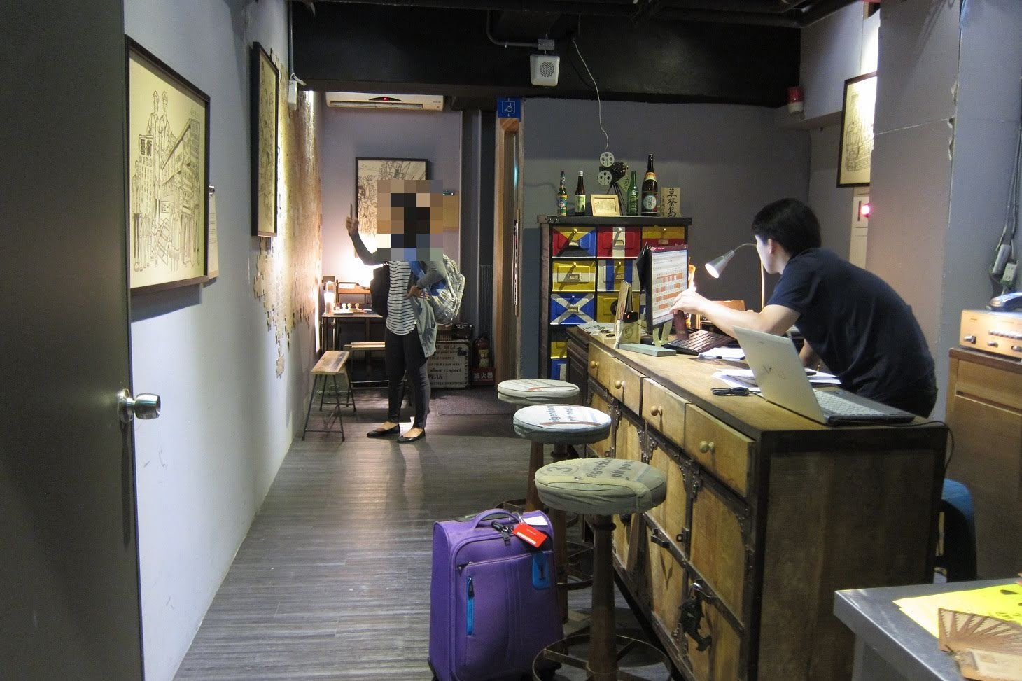 Cho Hotel Ximending
