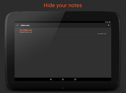 Note++ | Simple notebook- screenshot thumbnail