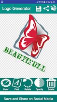 Logo Maker 3D - screenshot thumbnail 04
