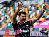 Le message d'adieu de Gianluigi Buffon