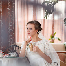 Wedding photographer Sergey Ageev (agsemy). Photo of 03.02.2016