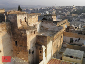 Photo: another view of Fes el Bali