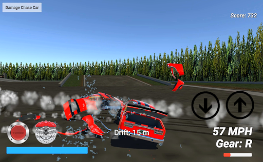 Racing Crash Simulator