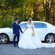 Wedding photographer Azamat Khabibullaev (KhabibullayevA). Photo of 08.11.2017
