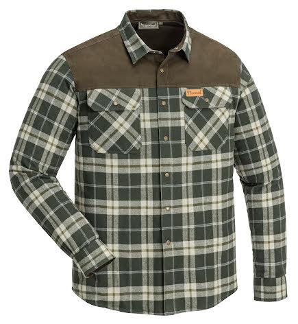 Pinewood Douglas Shirt Olive Khaki