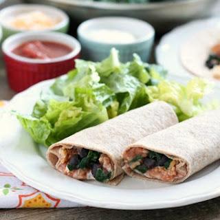 Vegetarian Spinach Wrap Recipes.