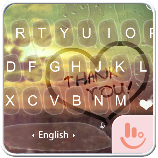 Thank You Keyboard Theme 個人化 App LOGO-硬是要APP