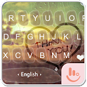 Thank You Keyboard Theme icon