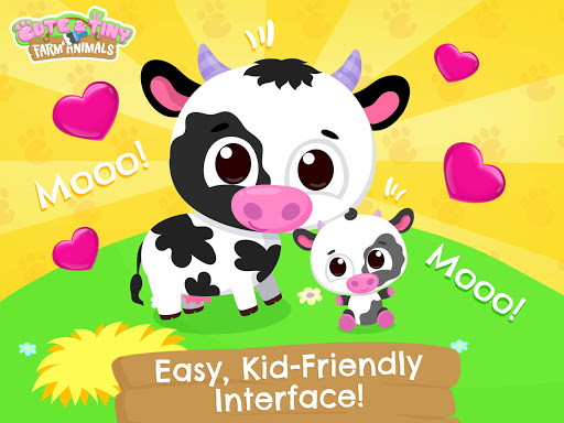Cute & Tiny Farm Animals - Baby Pet Village - screenshot