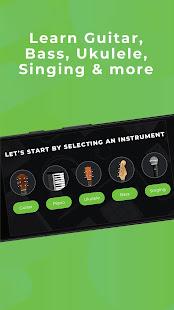 App Yousician - An Award Winning Music Education App APK for Windows Phone