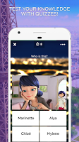 screenshot of Miraculous Ladybug Amino