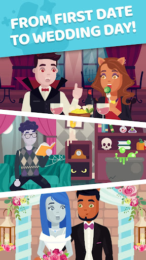 High School Monster Date: Frightful Love Choices 1.11 screenshots 9