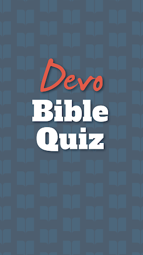 Devo Bible Quiz screenshots 5