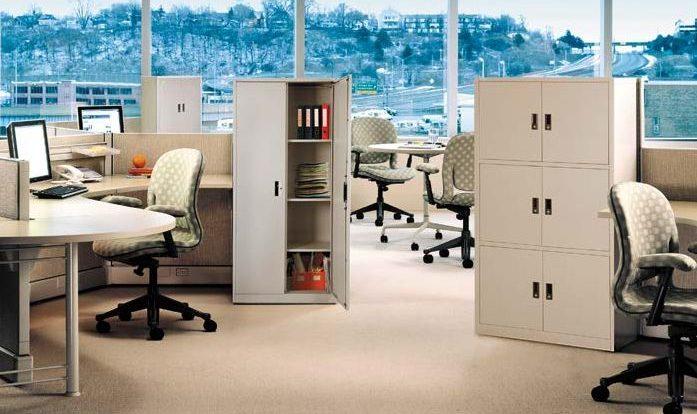 Gợi ý những mẫu tủ văn phòng nhỏ cho văn phòng có diện tích nhỏ