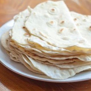 Flour Tortillas From Scratch
