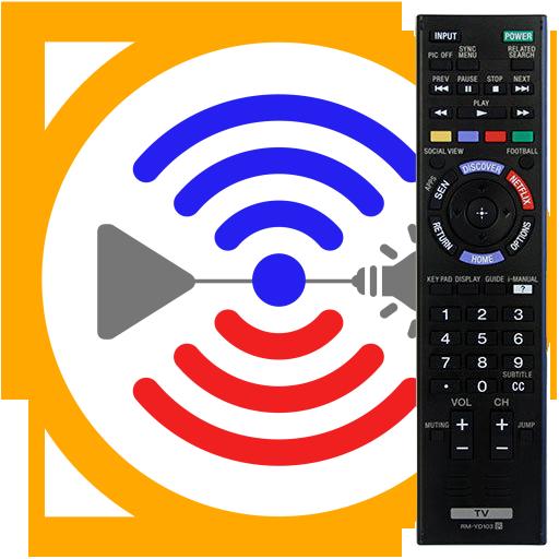 Remote for Sony TV & Sony Blu-Ray Players MyAV - Apps on