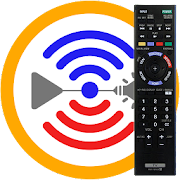 Remote for Sony TV && Sony Blu-Ray Players MyAV