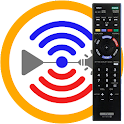 Remote for Sony TV/BD WiFi&IR icon