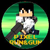 Pixel Run and Gun : Pixel Hunt