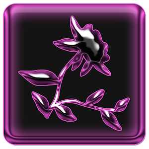 ADW Pink Abstract Theme