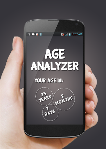 Age Analyzer