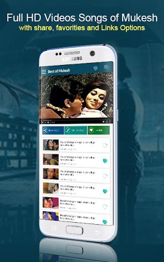 Download Mukesh Hit Songs & Old Hindi Songs Google Play
