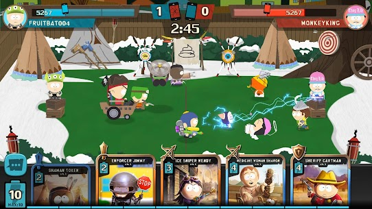 Download South Park: Phone Destroyer Mod APK (Infinite Energy) for Android 7