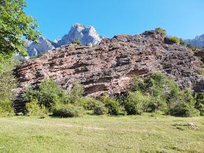 Photo: Penyes altes de Moixero depuis Greixer (Baga)