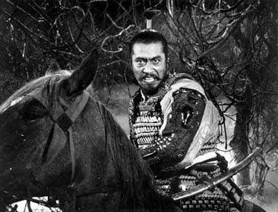 Resenha #25 - Trono Manchado de Sangue (Kumonosu-jô / Throne of Blood, 1957)