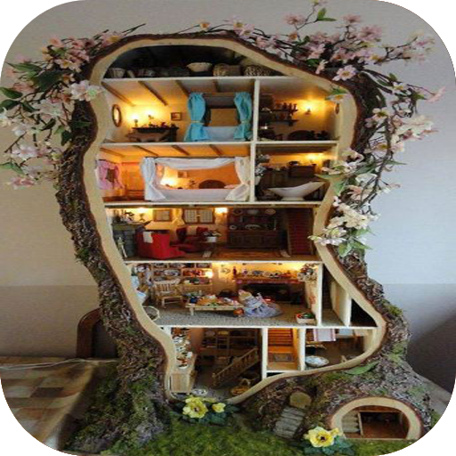 Beautiful Doll House Design (app)