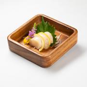215. Scallop Hotate Sashimi