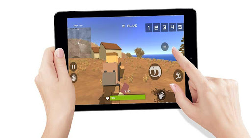 Battle Craft Royale Free Offline android2mod screenshots 5