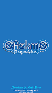 eAskme : Ask Me Anything- screenshot thumbnail
