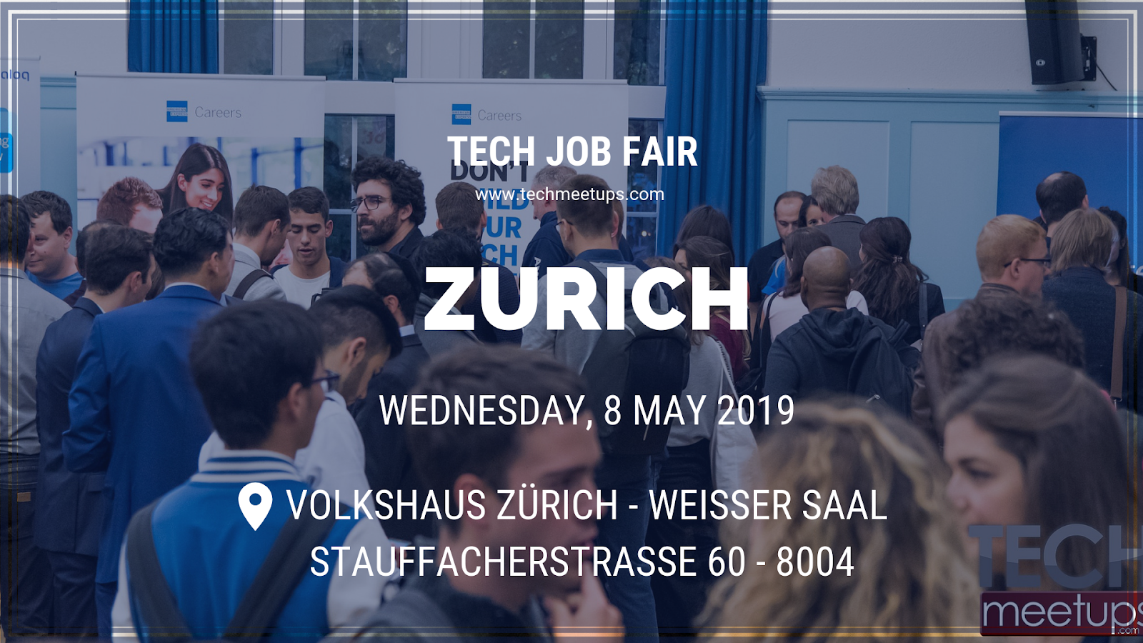 join zurich tech job fair