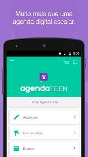 Agenda Teen - náhled
