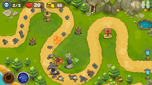 Defend The Tower: Castle Defence Element 1.0.6 {cheat|hack|gameplay|apk mod|resources generator} 4