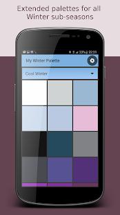 My Winter Palette - náhled