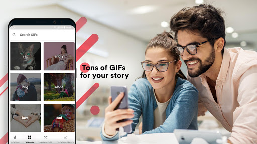 Foto do GIF para Instagram Story - Popular Gifs
