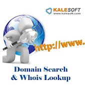 Domain Search & Whois Lookup