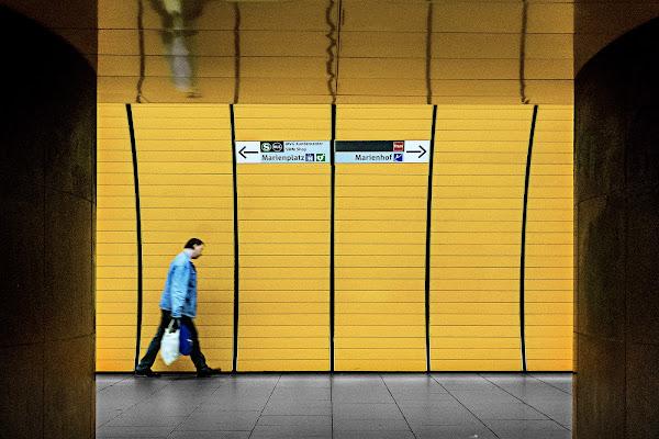 U-Bahn München di prometeo