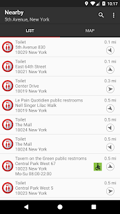 Public Toilet Finder | No. 1 Restroom Locator - Apps on ...