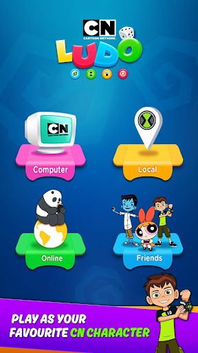 Cartoon Network Ludo screenshots 2