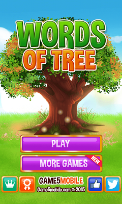 Words of Tree - screenshot