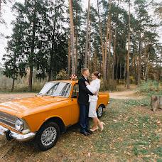 Wedding photographer Anastasiya Myshenkova (photonaya). Photo of 22.01.2018