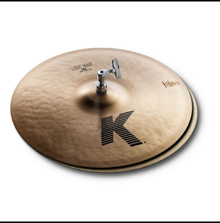 "15"" K Zildjian - Light Hi-hat"