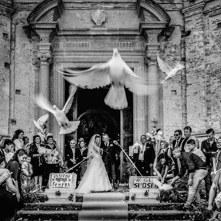 Wedding photographer Giuseppe maria Gargano (gargano). Photo of 21.02.2018