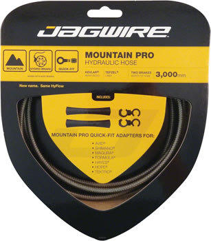 Jagwire Mountain Pro 3000mm Disc Hose Kit - Specialty Colors alternate image 2