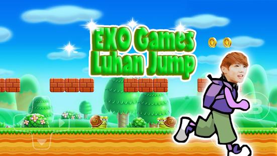 EXO Games Luhan Jungle Jump - náhled